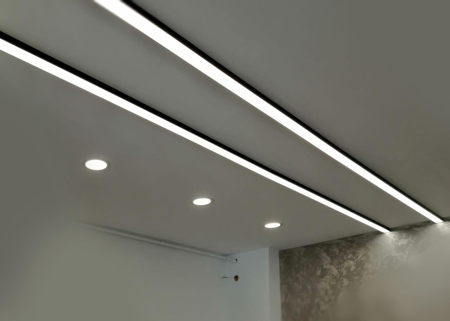 Iluminat integral - Apartament zona Baba Novac