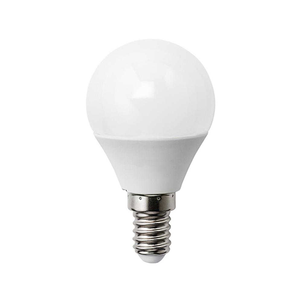 Bec LED - 4W, E14, P45, 6000K