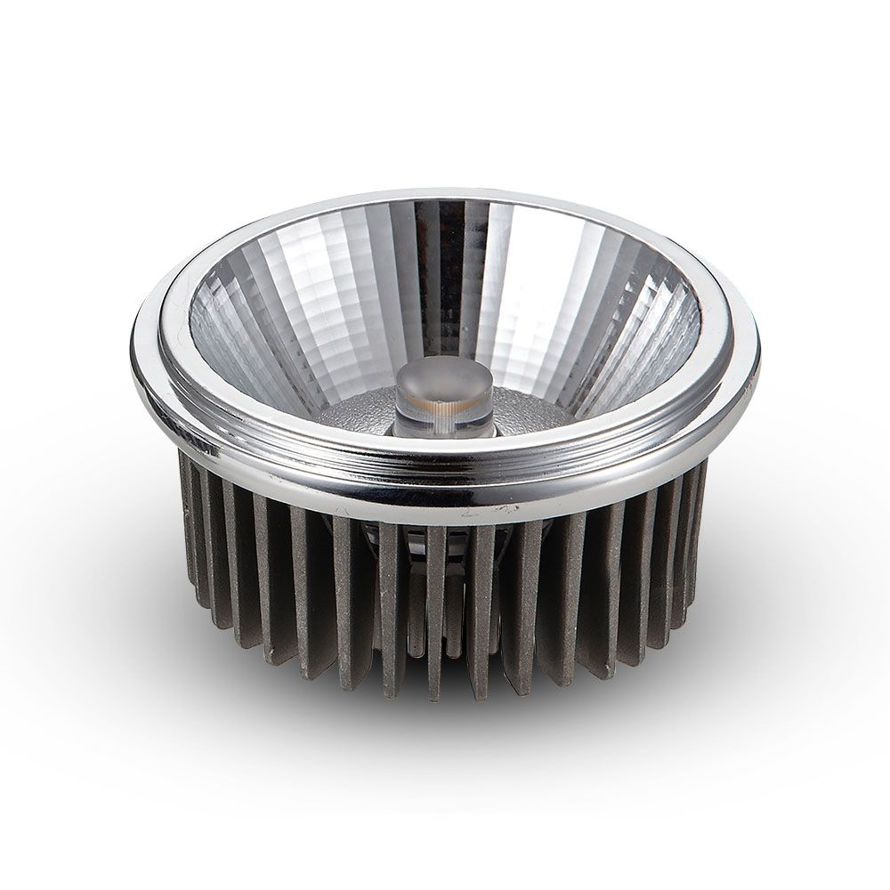 Bec LED Spot - AR111, 20W, 230V, Unghi 40, COB Chip 4500K