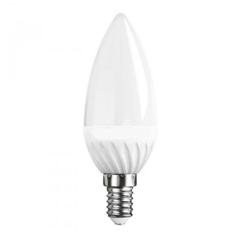 Bec LED - 6W, E14, Candle, 2700K, Dimabil