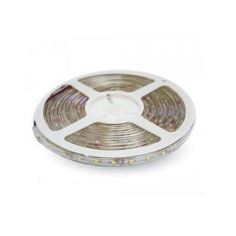 Banda LED SMD3528 - 3.6 W/m 60 LED/m 4500K IP54 Silicon WP
