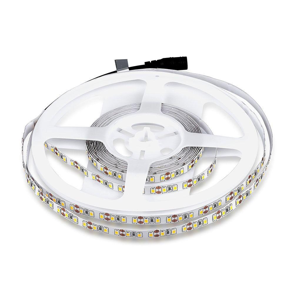 Banda LED SMD3528 - 7.2 W/m 120 LED/m 3000K IP20