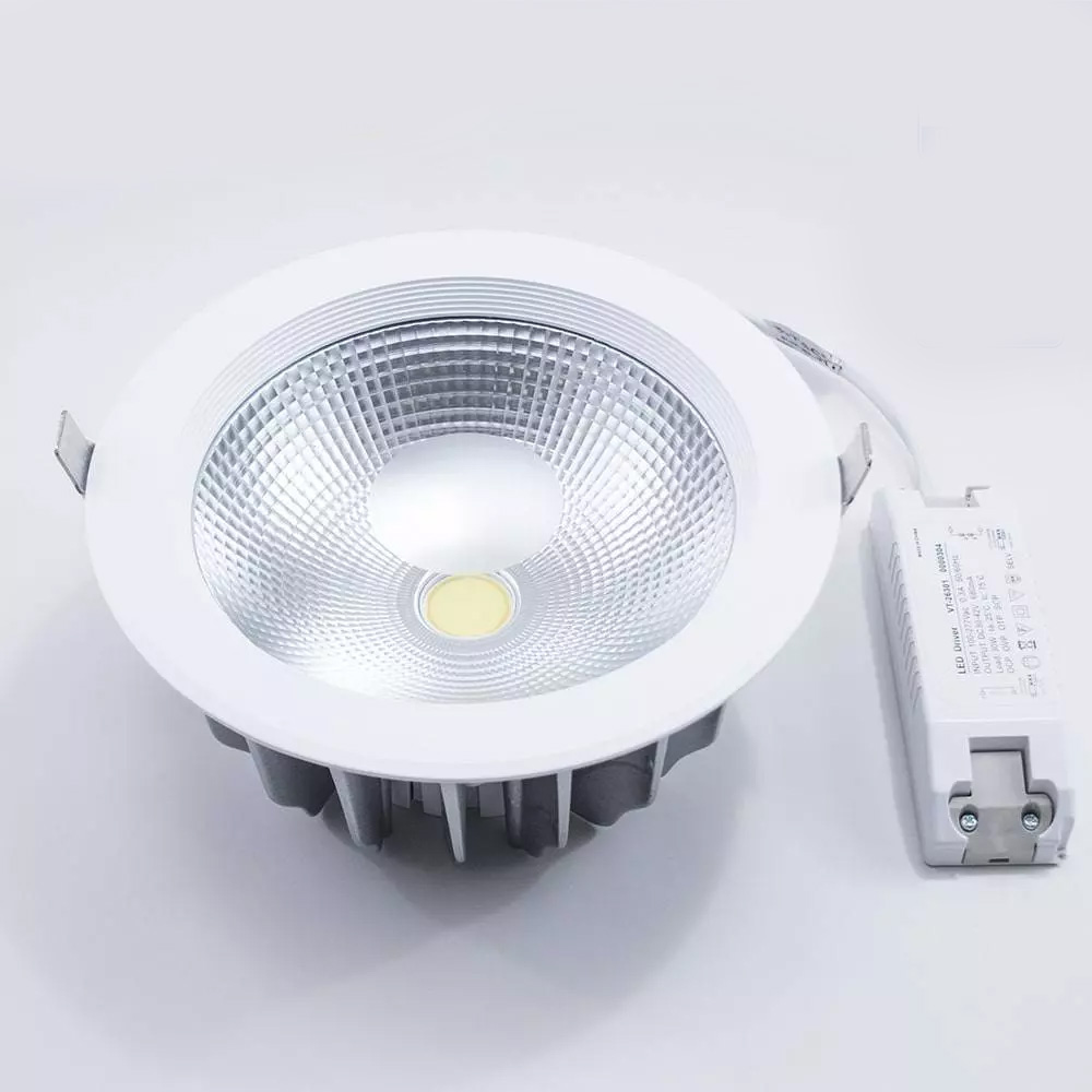 Spot LED 40W COB Downlight - 6000K