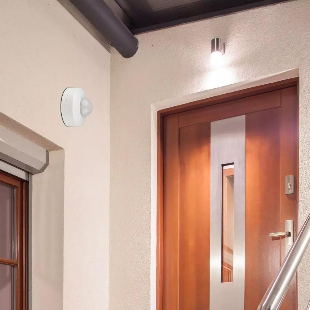 Senzor de miscare cu infrarosu pentru tavan