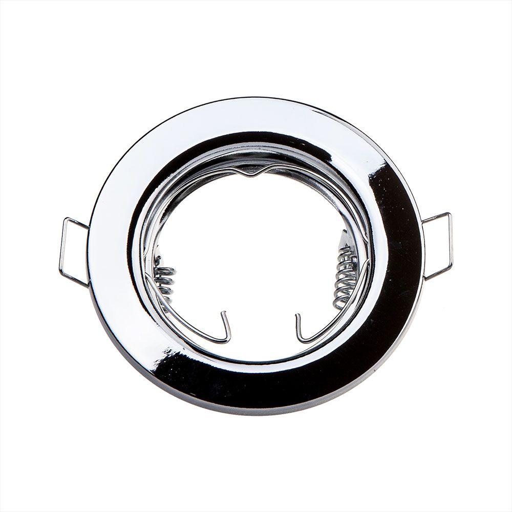 Rama Spot GU10 Rotund, Chrome