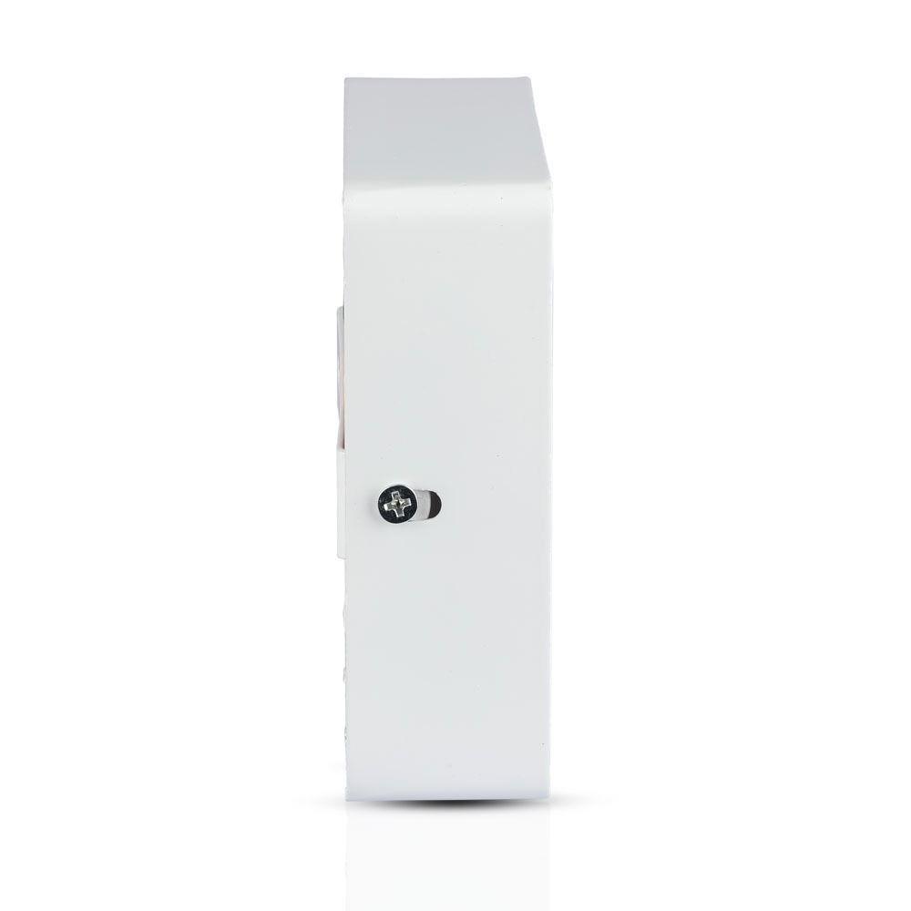 Panou LED 22W, Aplicabil, Patrat, 4500K