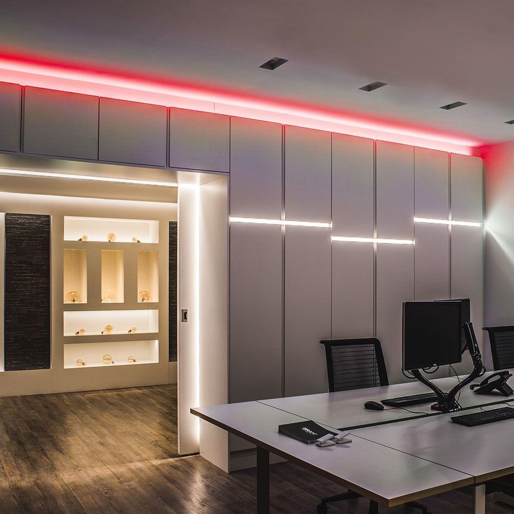 Neon Flexibil 24V Rosu