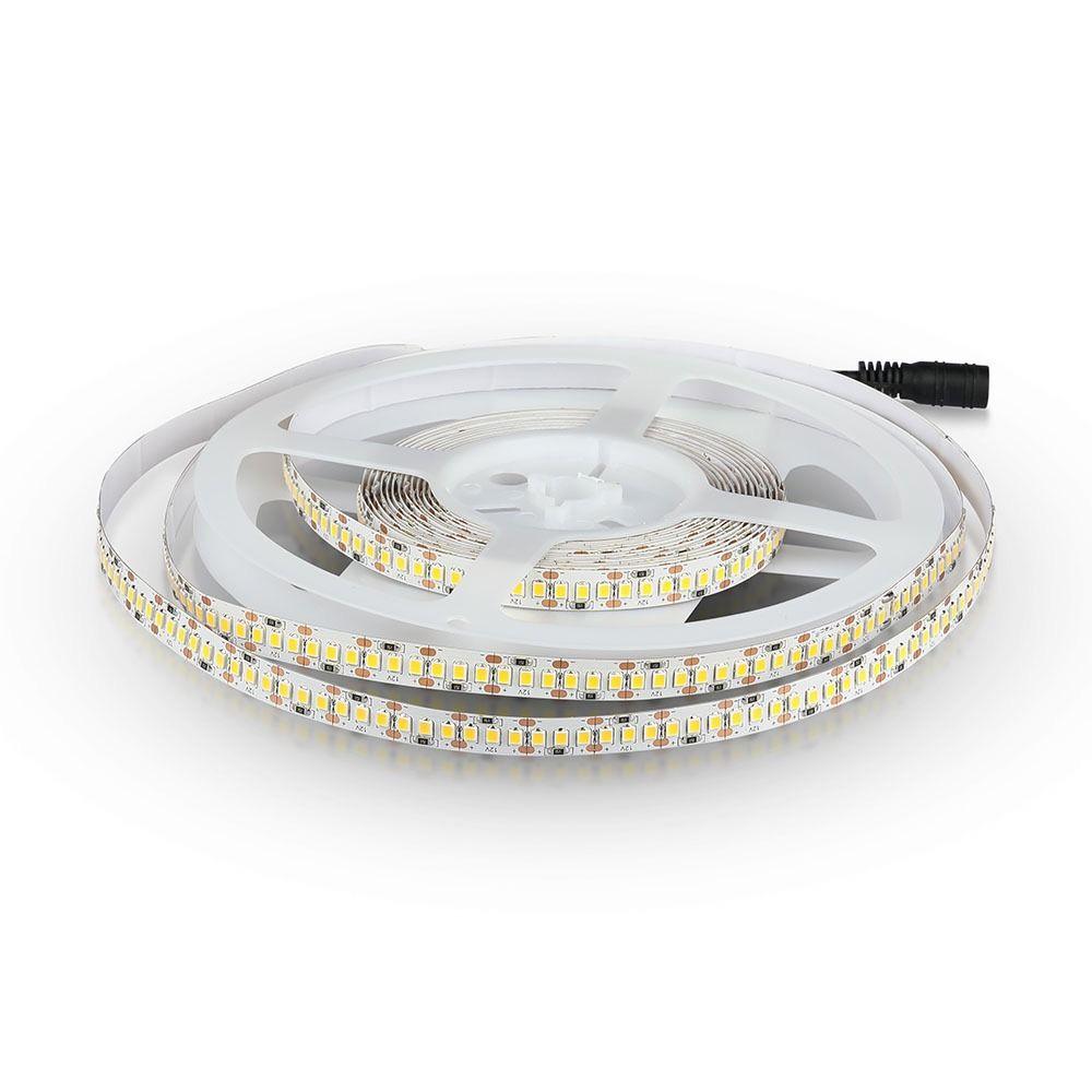 Banda LED SMD2835 - 18 W/m 204 LED/m 4000K IP20