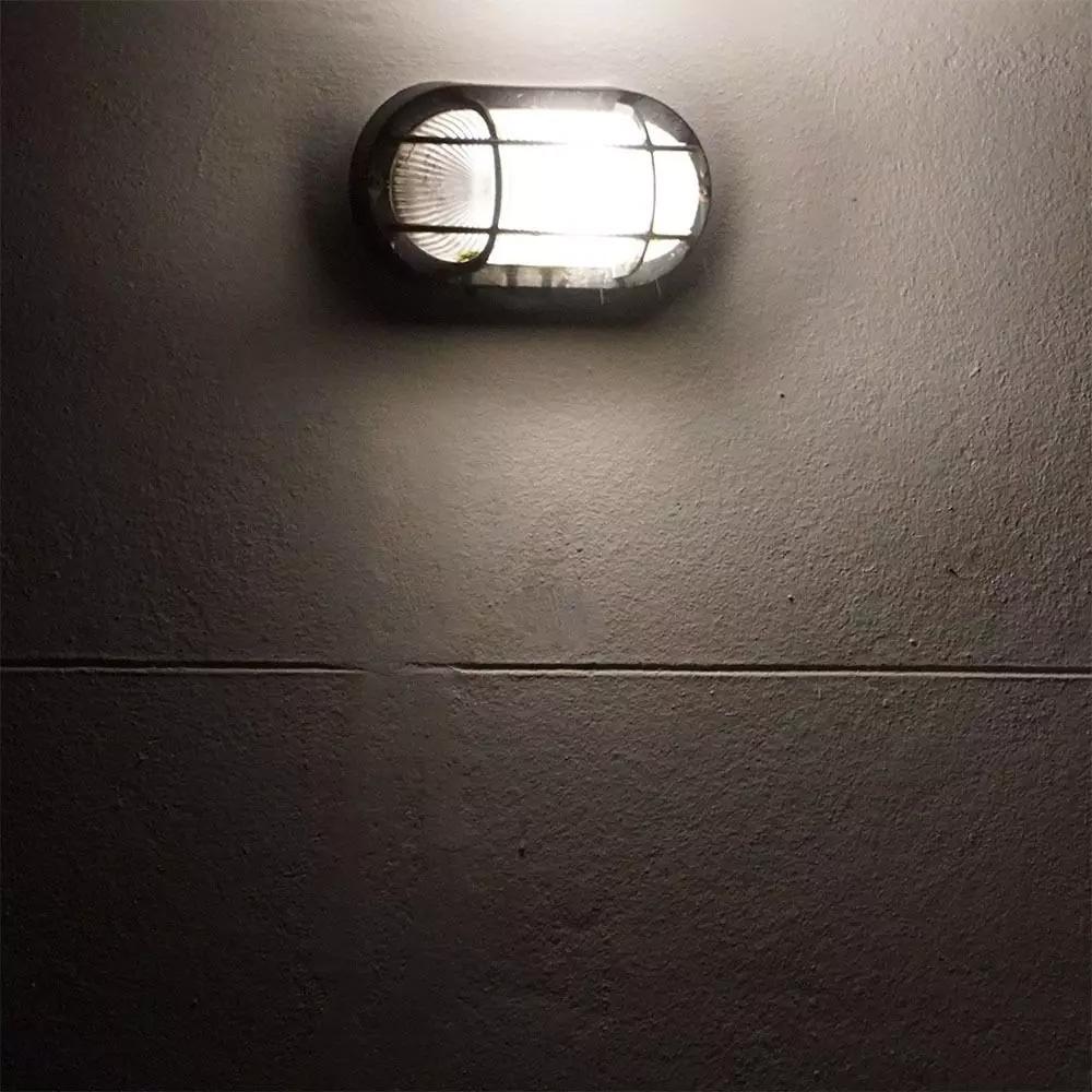 Bec LED 10W R7S, 118mm, Plastic 2700K