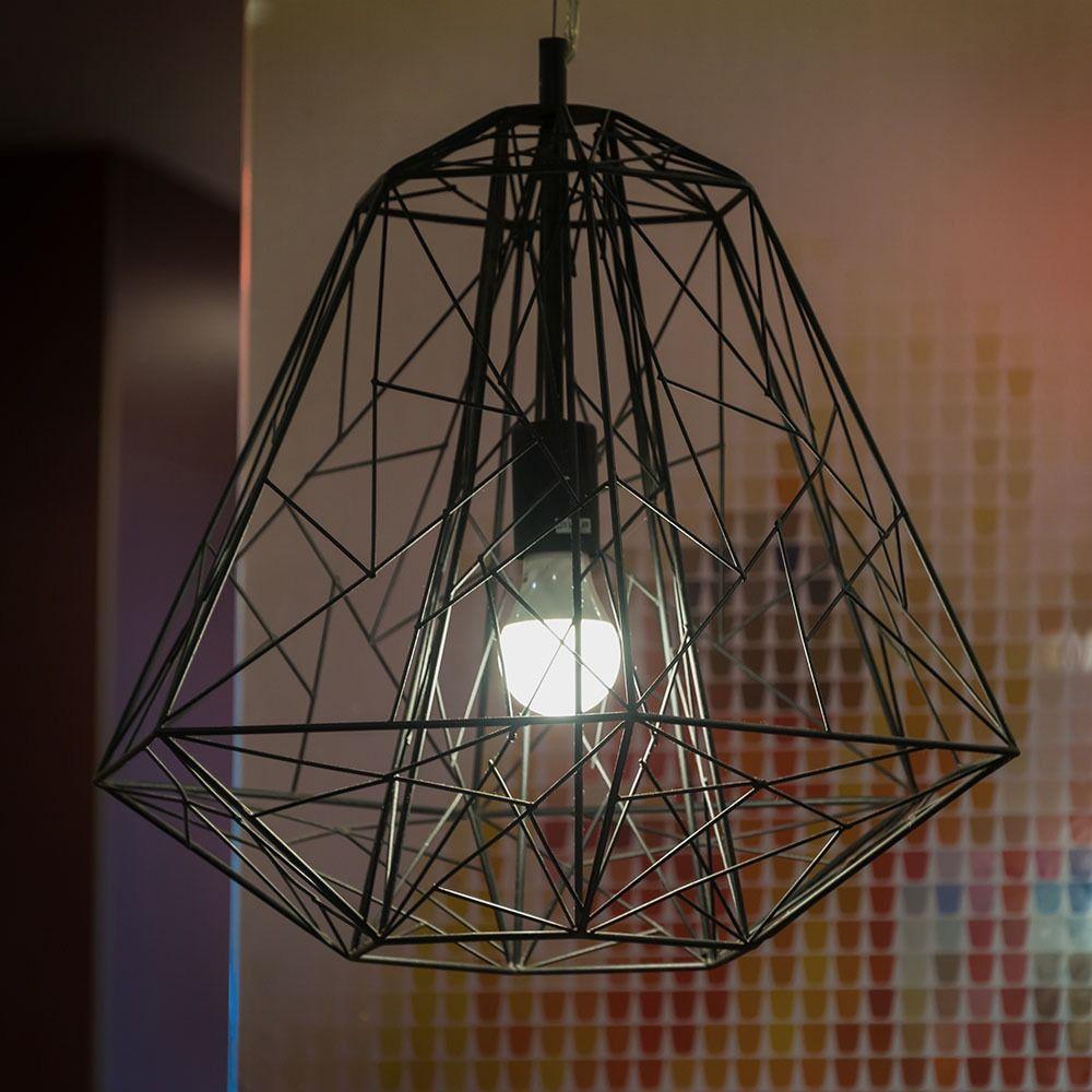 Bec LED - 17W, A65, Е27, Thermoplastic, 4000K