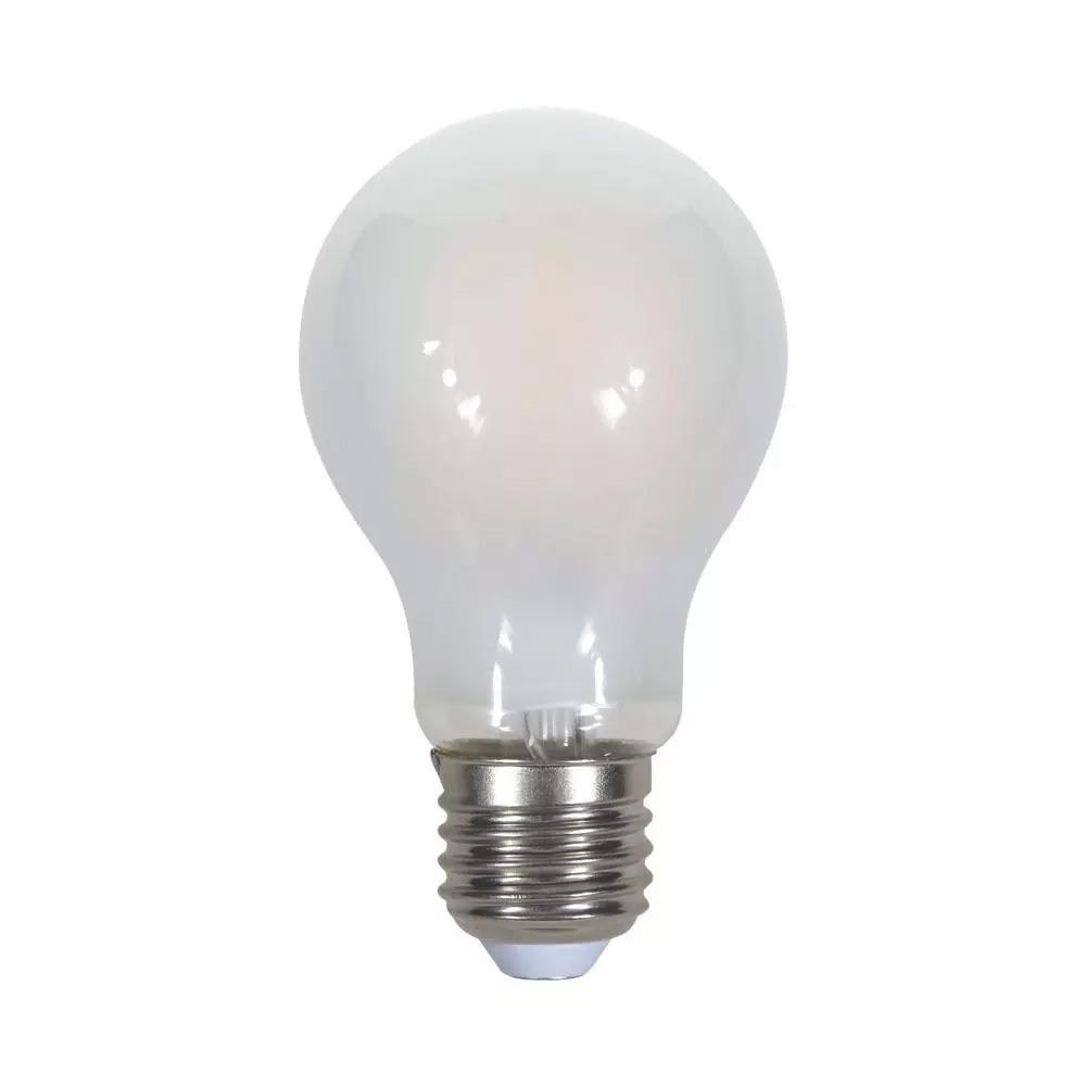 Bec LED - 8W, Filament, E27, A67, Dispersor Semi Transparent, 4000K