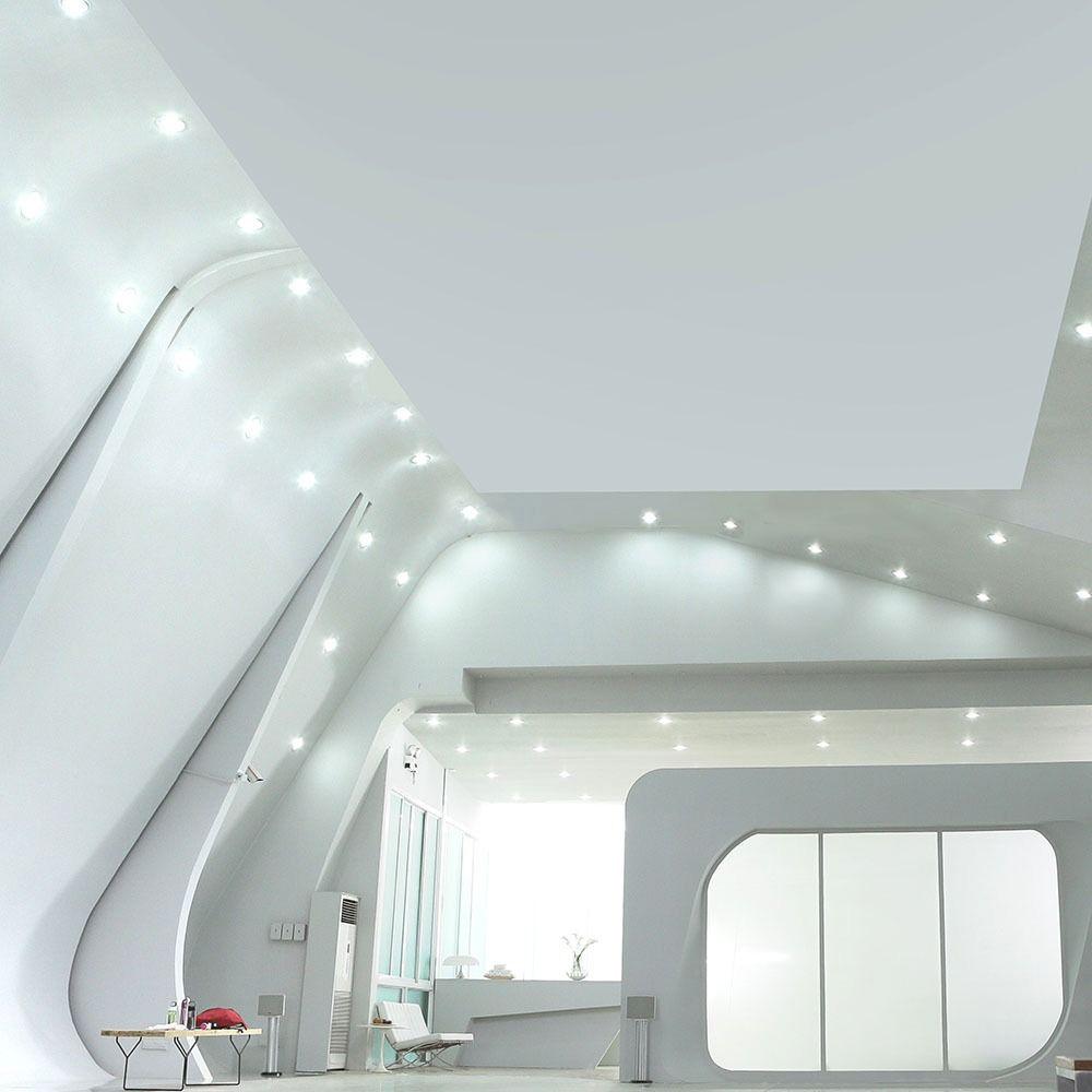 Spot LED 10W, COB Downlight Rotund A++ 120Lm/W 6000K