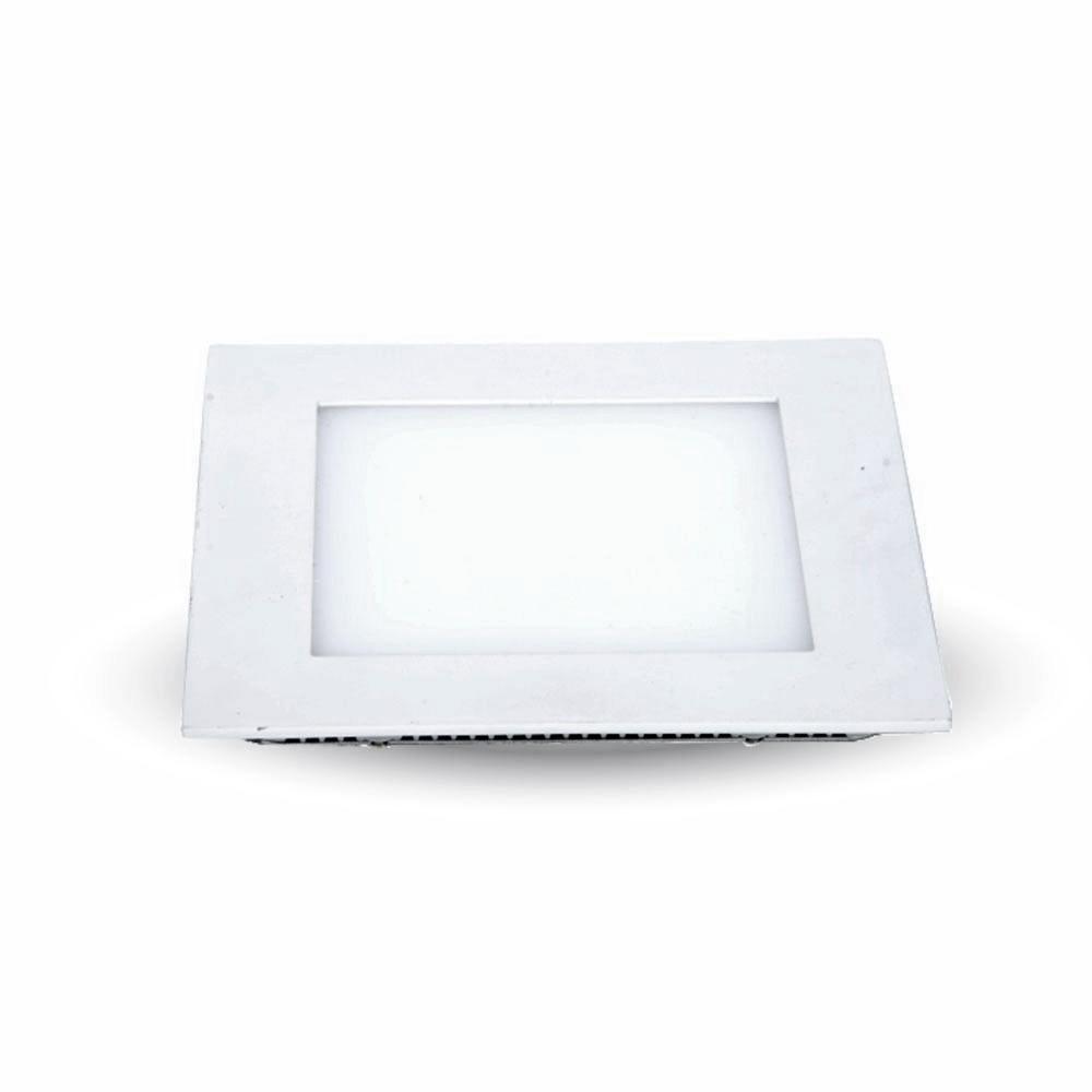 Panou LED 15W - Patrat 6000K fara Driver