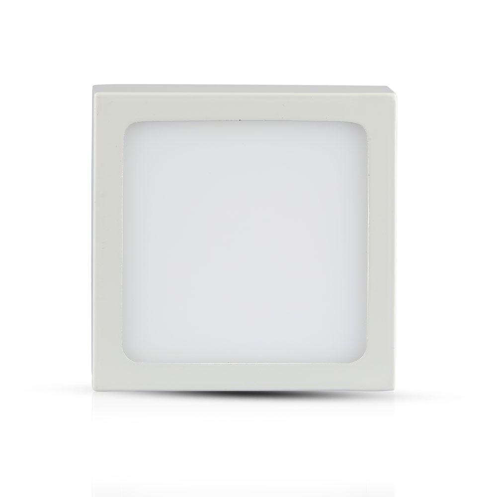 Panou LED 18W, Aplicabil, Premium, Patrat, 3000K