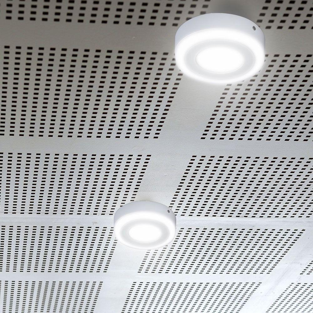 Panou LED, 8W, Aplicabil, Rotund, 6400K