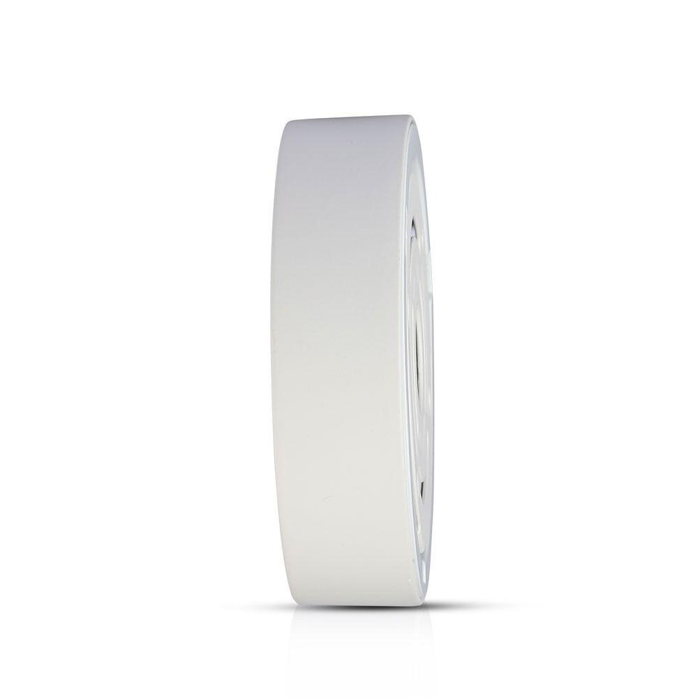 Panou LED 12W, Aplicabil Premium, Rotund, 3000K