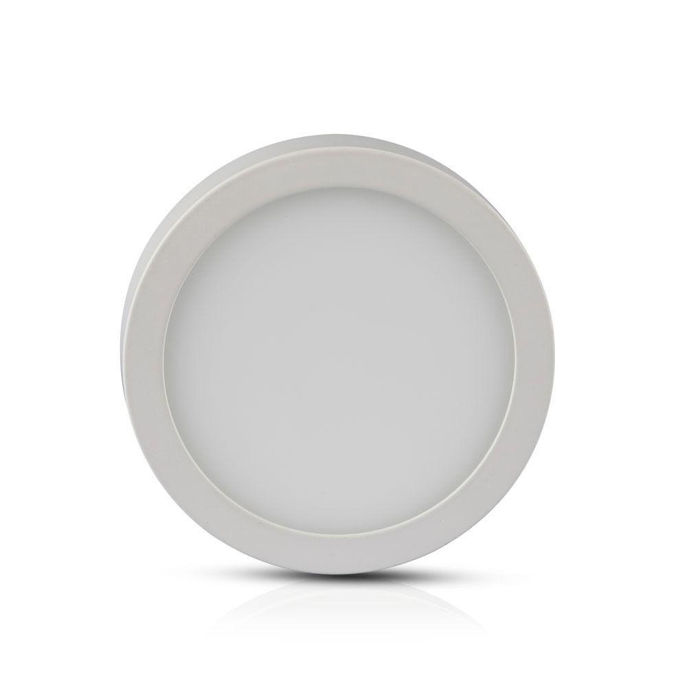 Panou LED 12W, Aplicabil Premium, Rotund, 6400K
