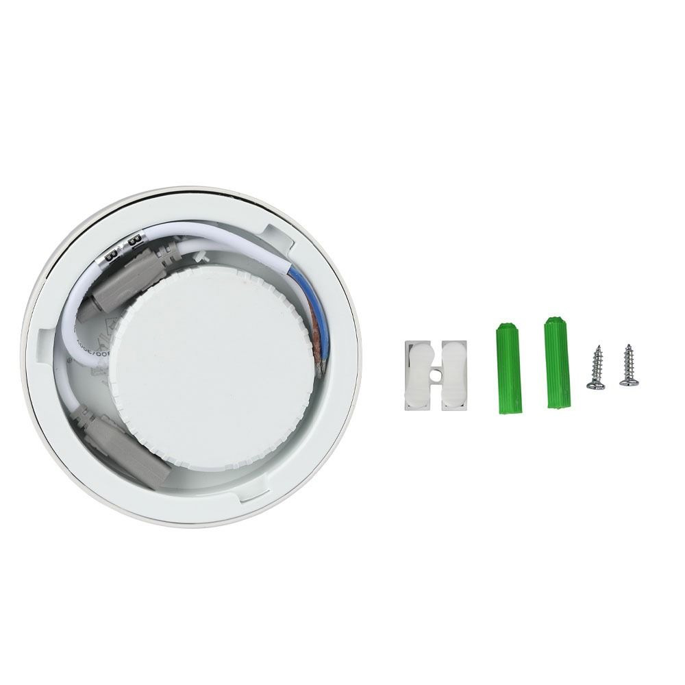 Panou LED 18W, Aplicabil, Premium, Rotund, 3000K