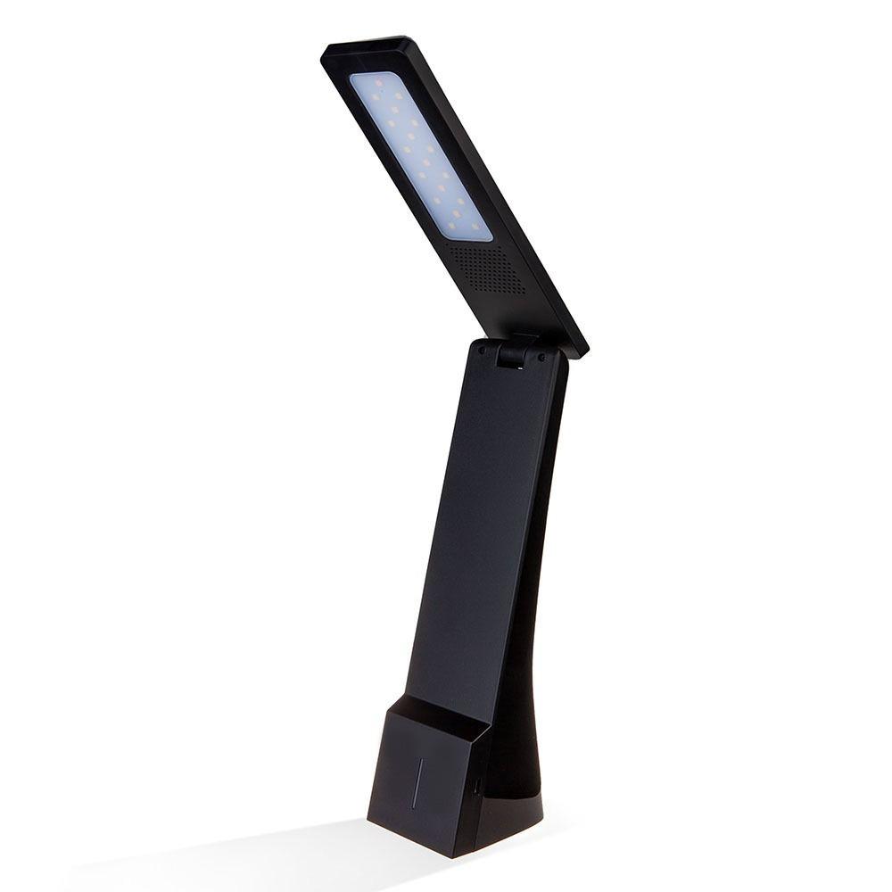 Lampa LED de Birou 4W, Negru