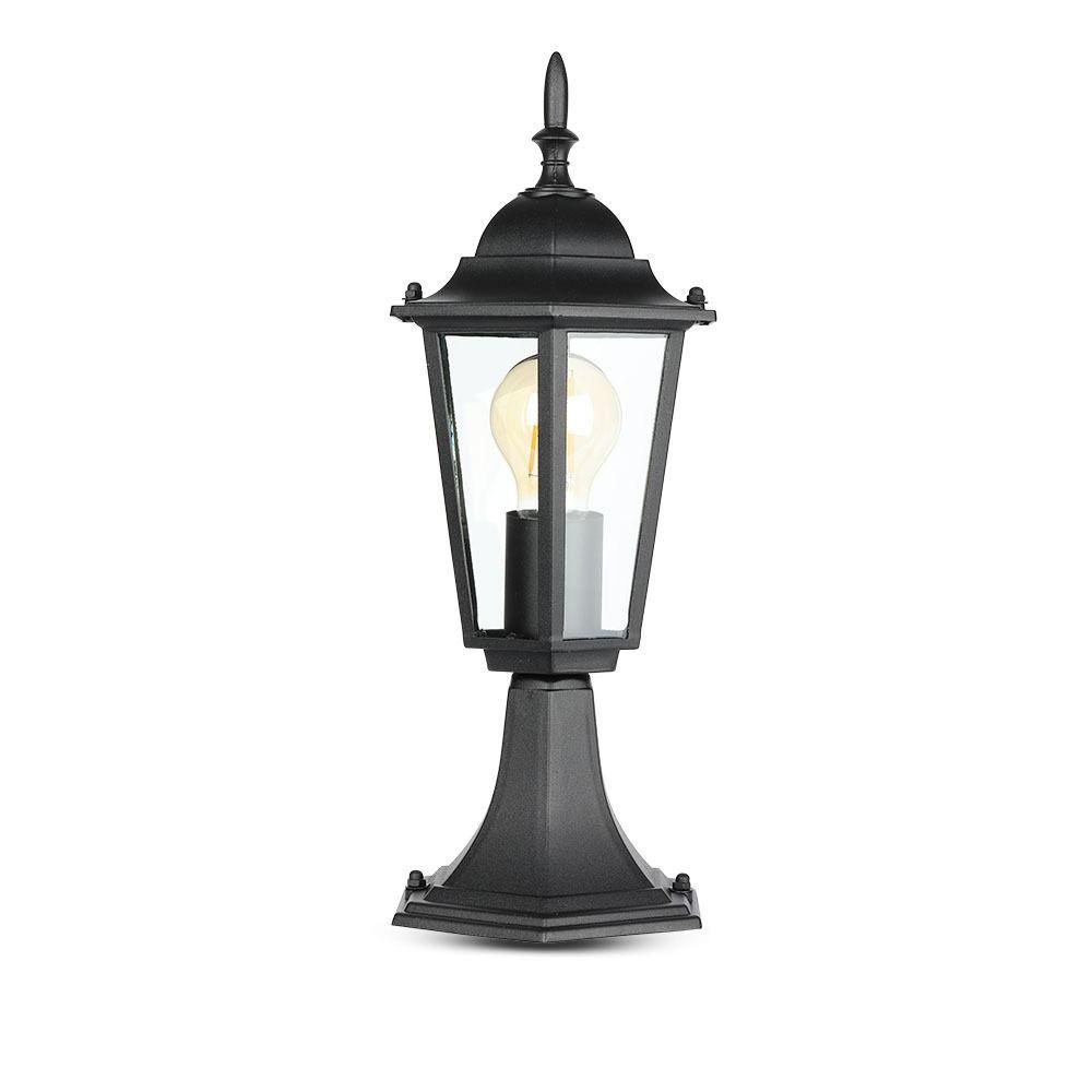 Lampa Stand 30cm Mat Negru