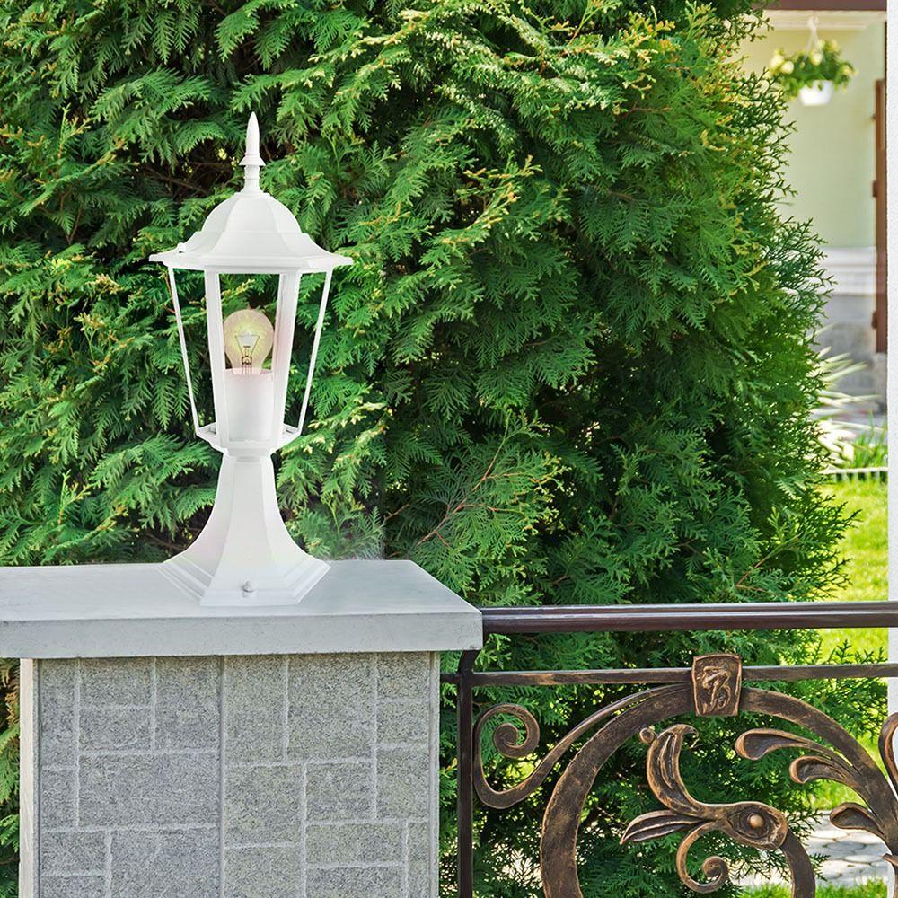 Lampa Stand 30cm Mat Alb