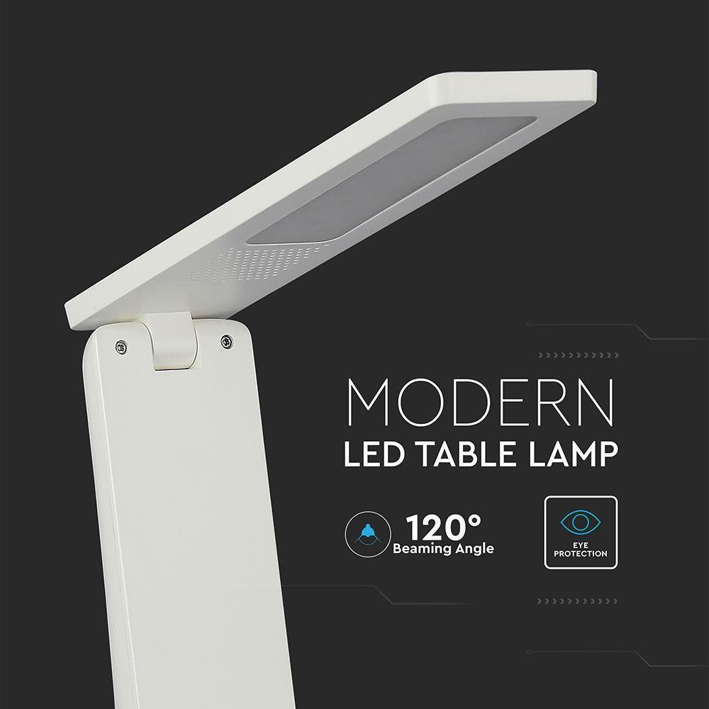 Lampa LED De Birou 4W, Gri