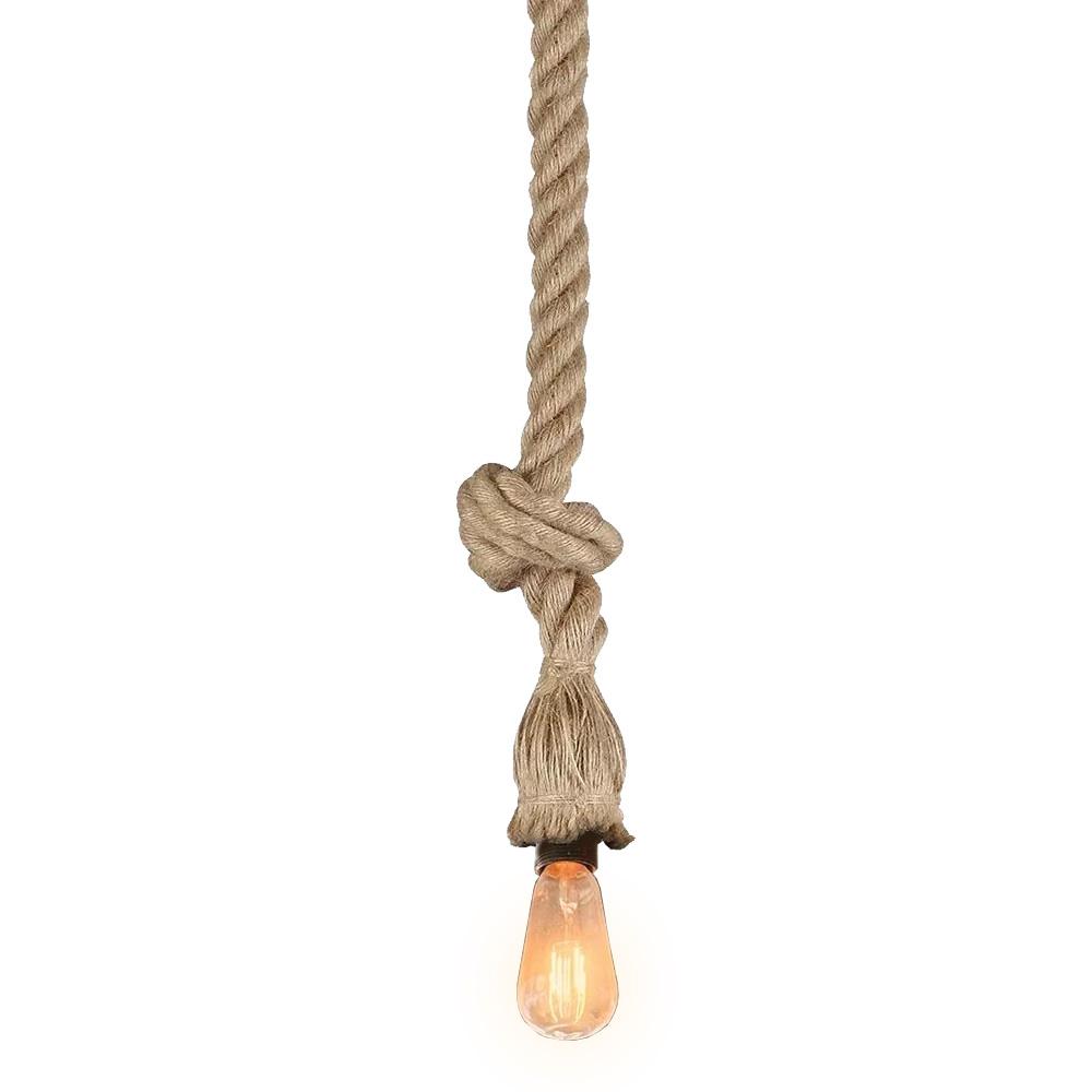 Pendant Sfoara Lung cu cablu 1,5m E27