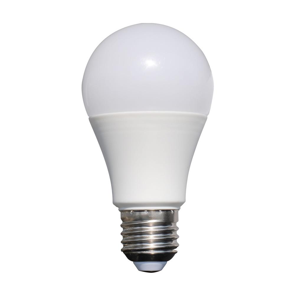Bec LED 10W, A60, E27, 806LM, Lumina Rece 6500K