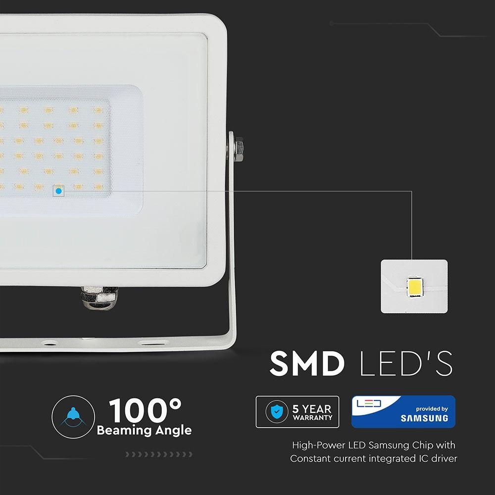 Proiector LED SMD 30W, CIP Samsung, Lumina Naturala