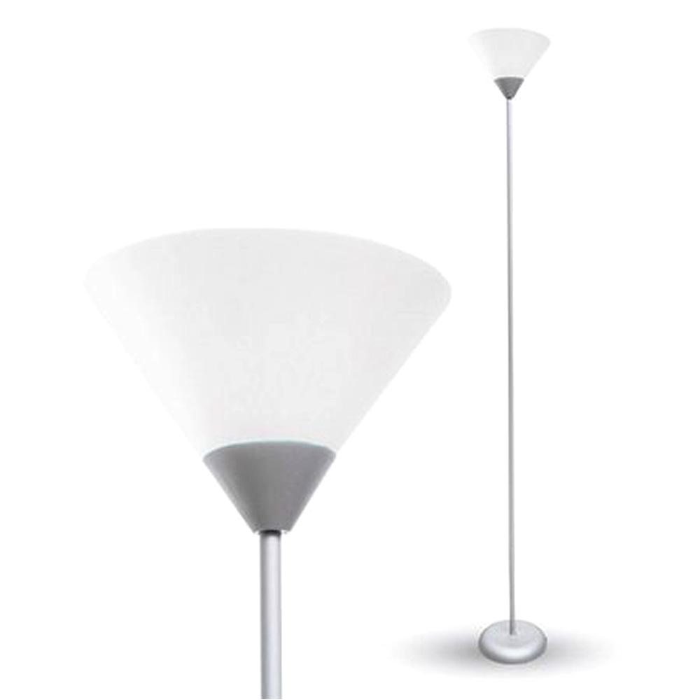 Lampadar Corp Argintiu 60W, E27