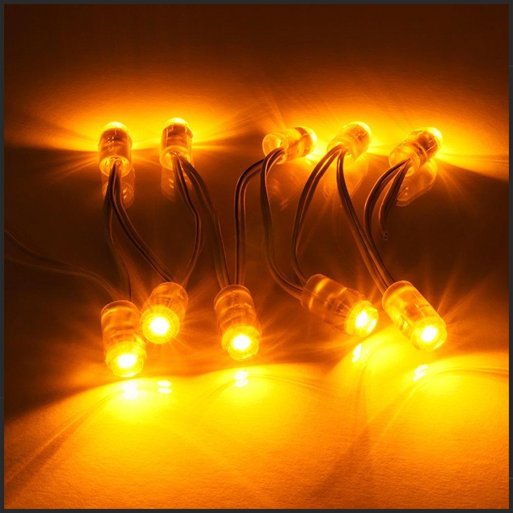 Modul LED 0.24W, Galben IP68