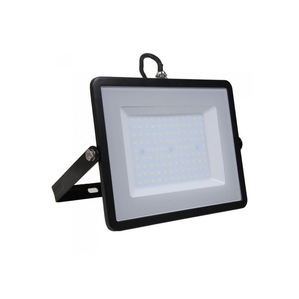Proiector LED 100W, Chip Samsung, Lumina Calda