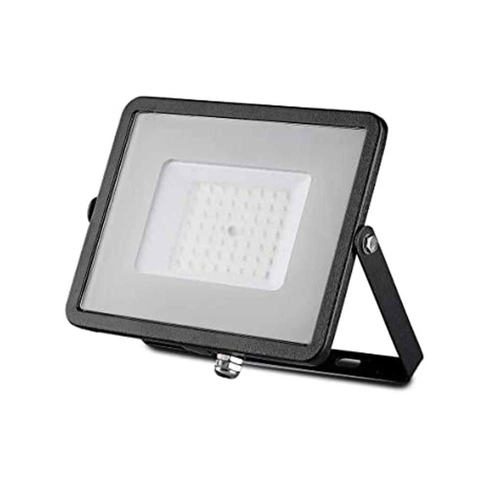 Proiector LED 150W, Cip Samsung, Corp Negru, Lumina Rece