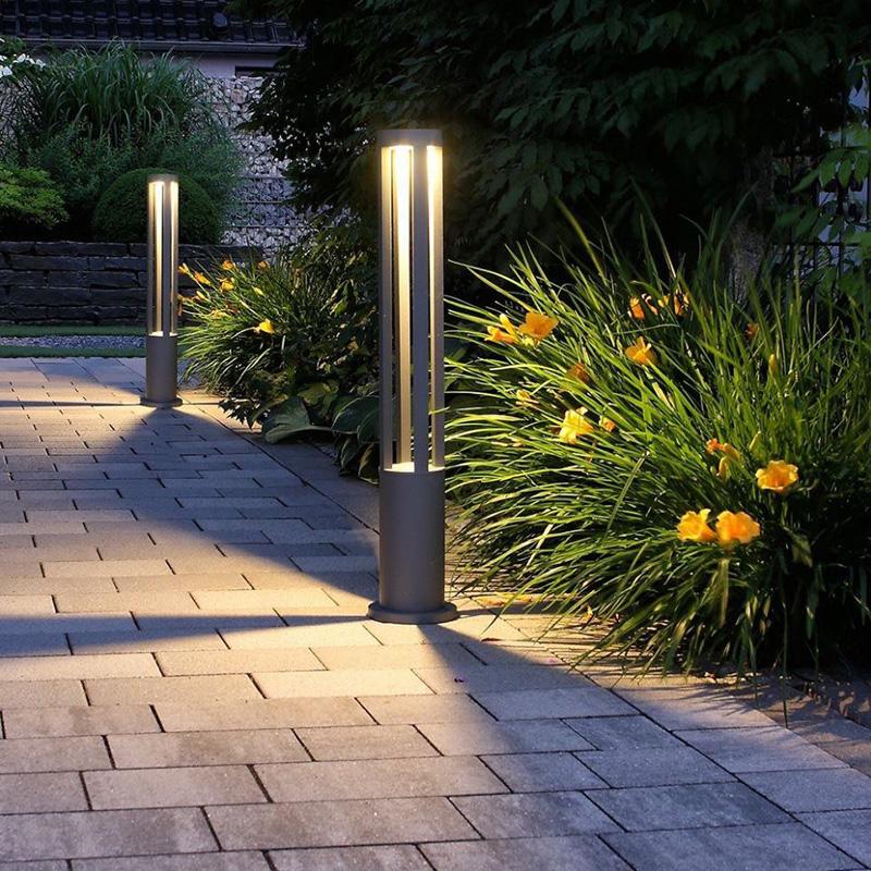 Lampa LED 10W, Corp Negru, Înaltime 80cm, Lumina Naturala 4000K