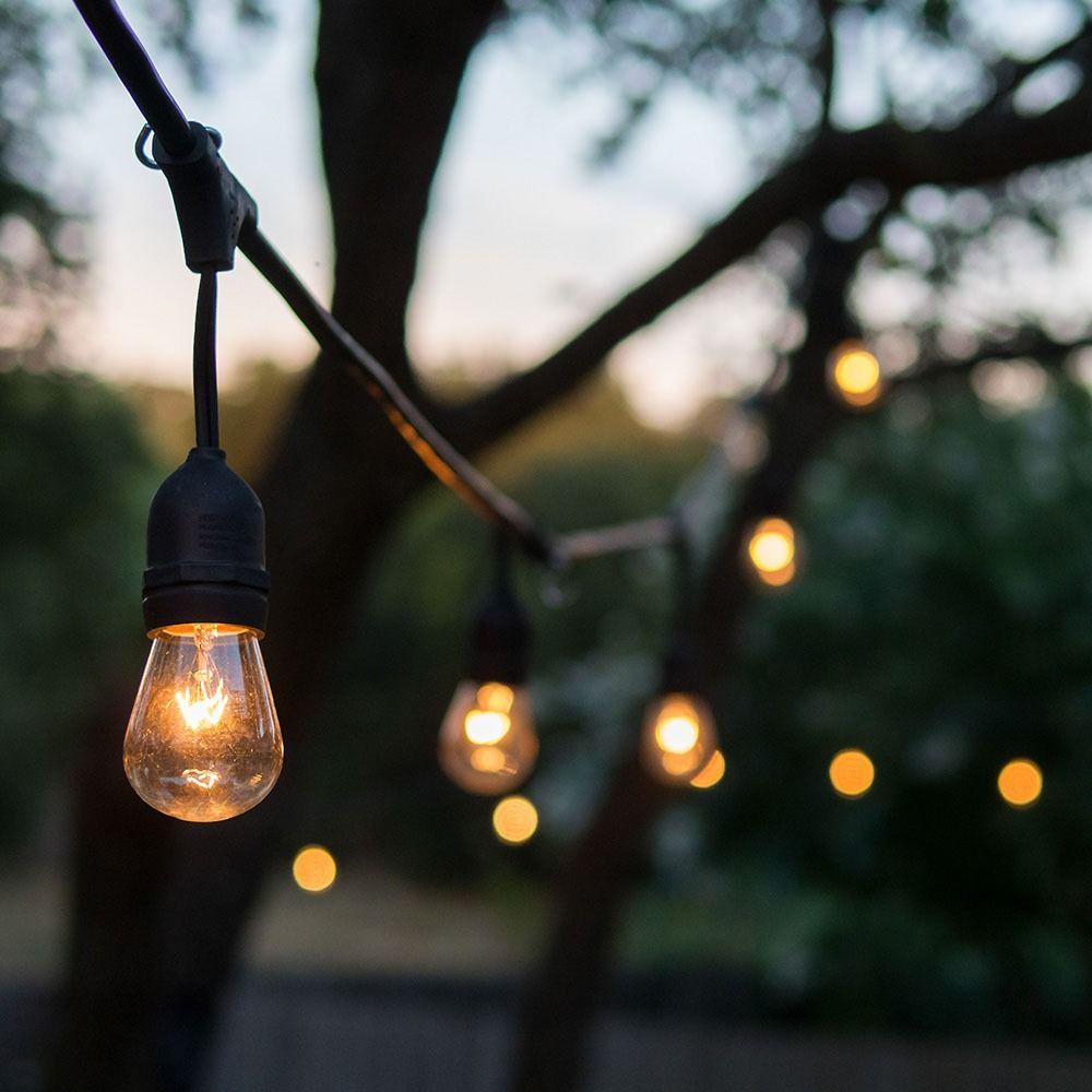 Ghirlanda LED 5 Metri 10 Becuri cu conectare WP la priza Europeana