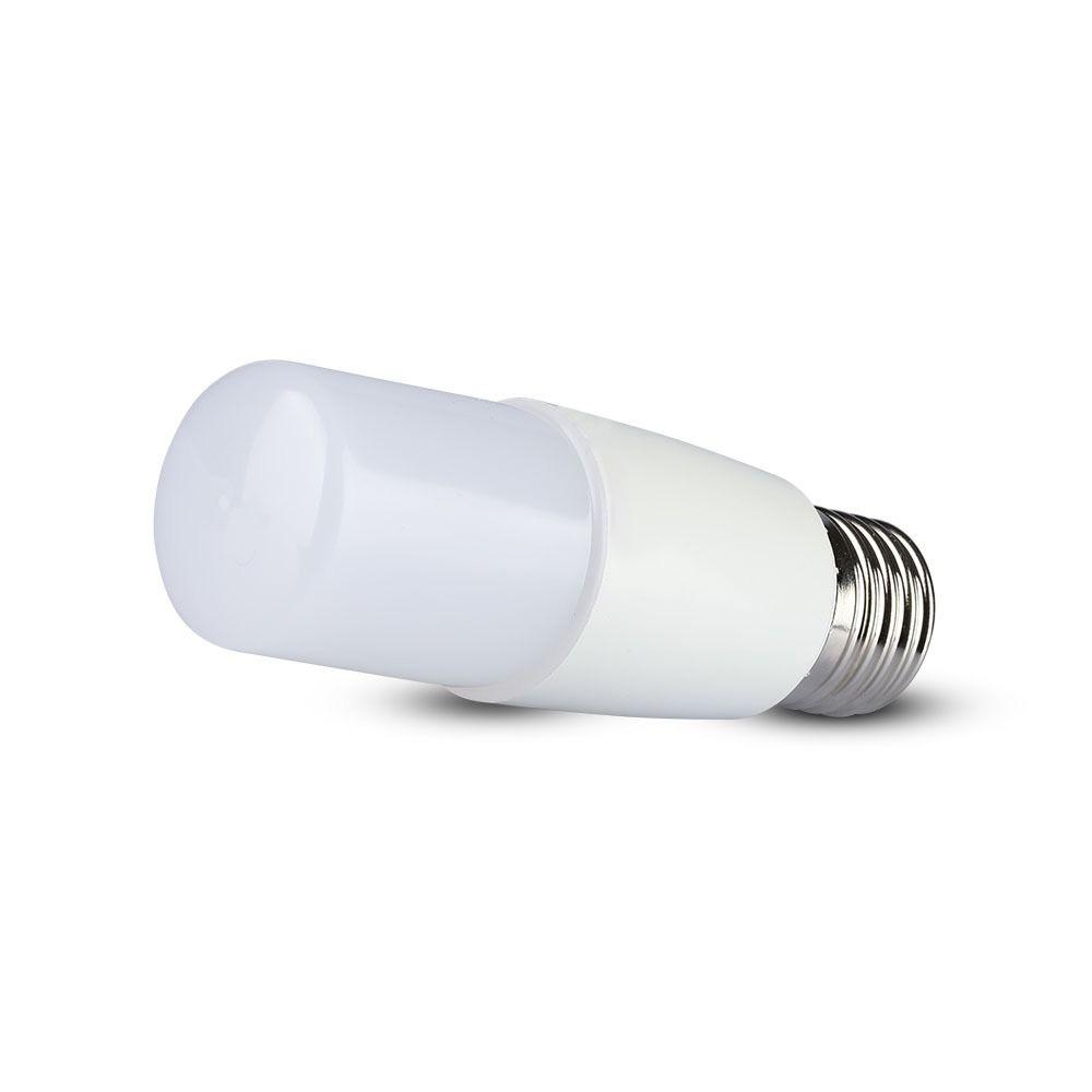 Bec LED 9W, E27, T37, Lumina Naturala 4000K, Cip Samsung