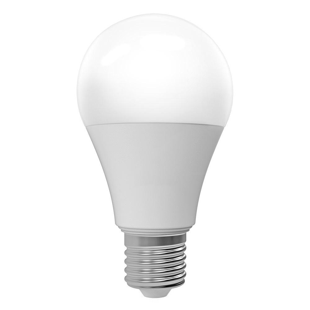 Bec LED 12W, A60, E27, 1100LM, Lumina Rece 6500K, AntiFlick