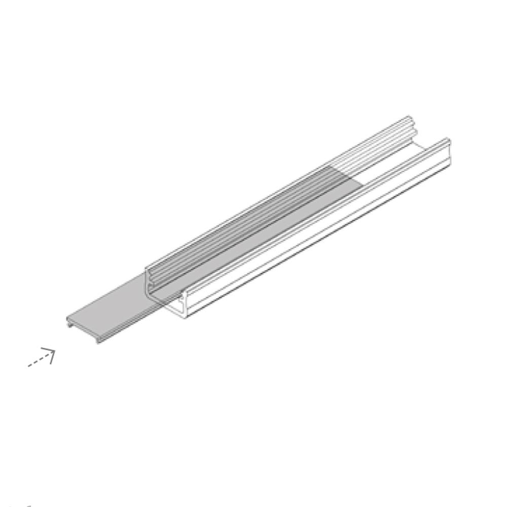 Dispersor Milky pentru profil Dileda bar 3 metri