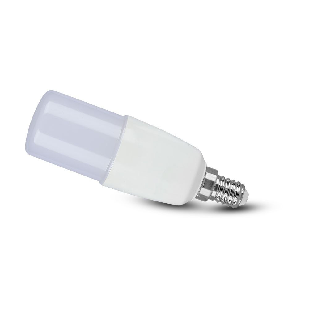 Bec LED 2W, ST26, Plastic, Lumina Naturala 4000K cu CIP SAMSUNG
