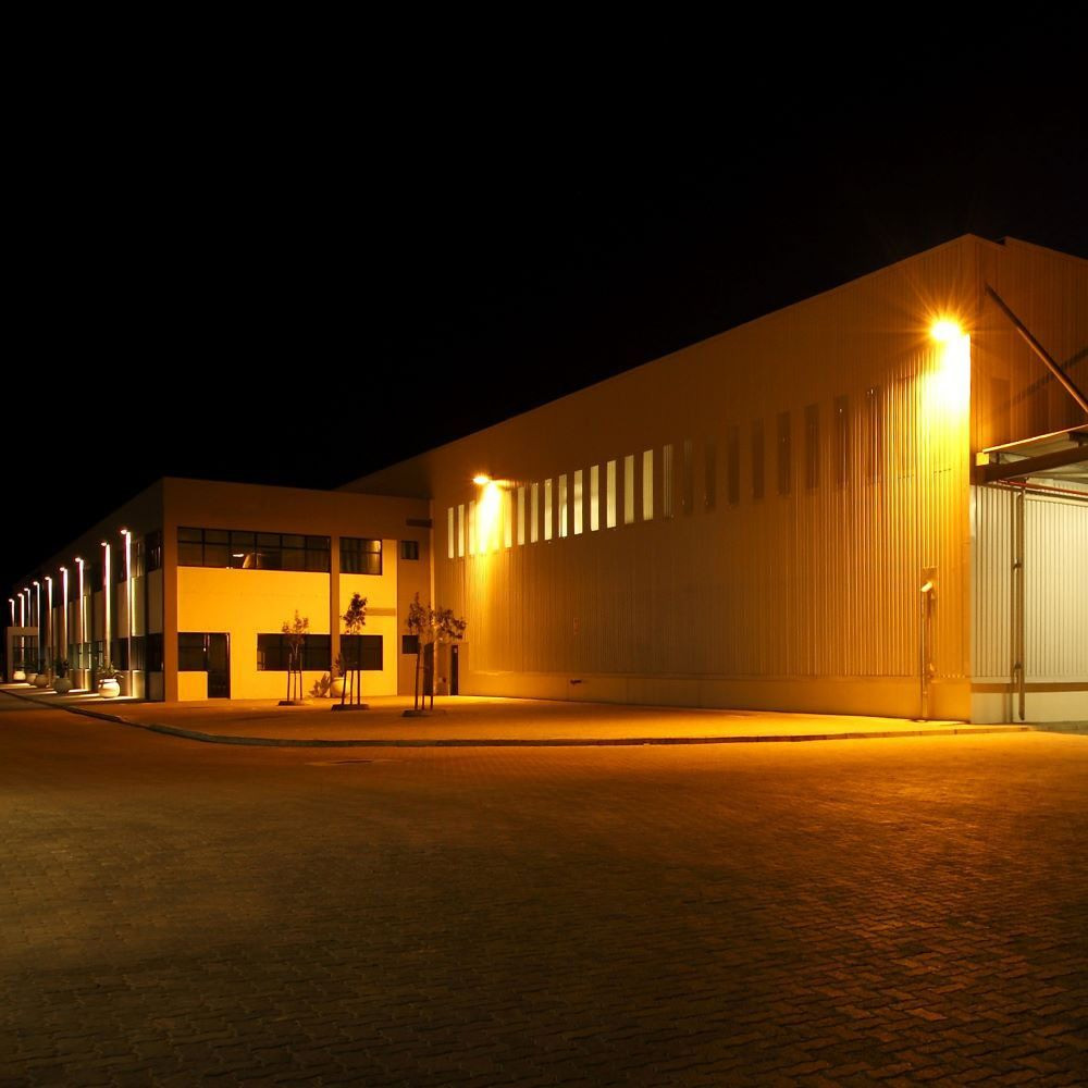 Proiector LED 200W, SMD, Corp Negru, Lumina Rece, CIP SAMSUNG