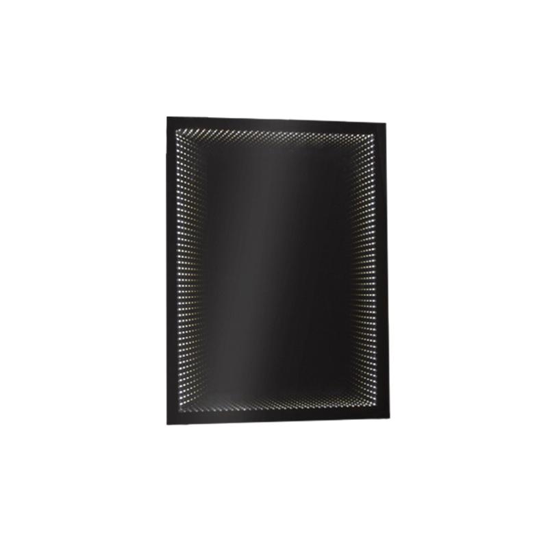 Oglinda cu LED 3D 12W, 800x600mm, Lumina Rece