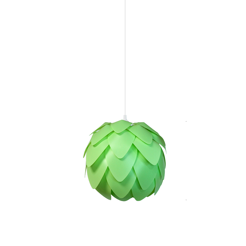 Candelabru P4901, Culoare Verde