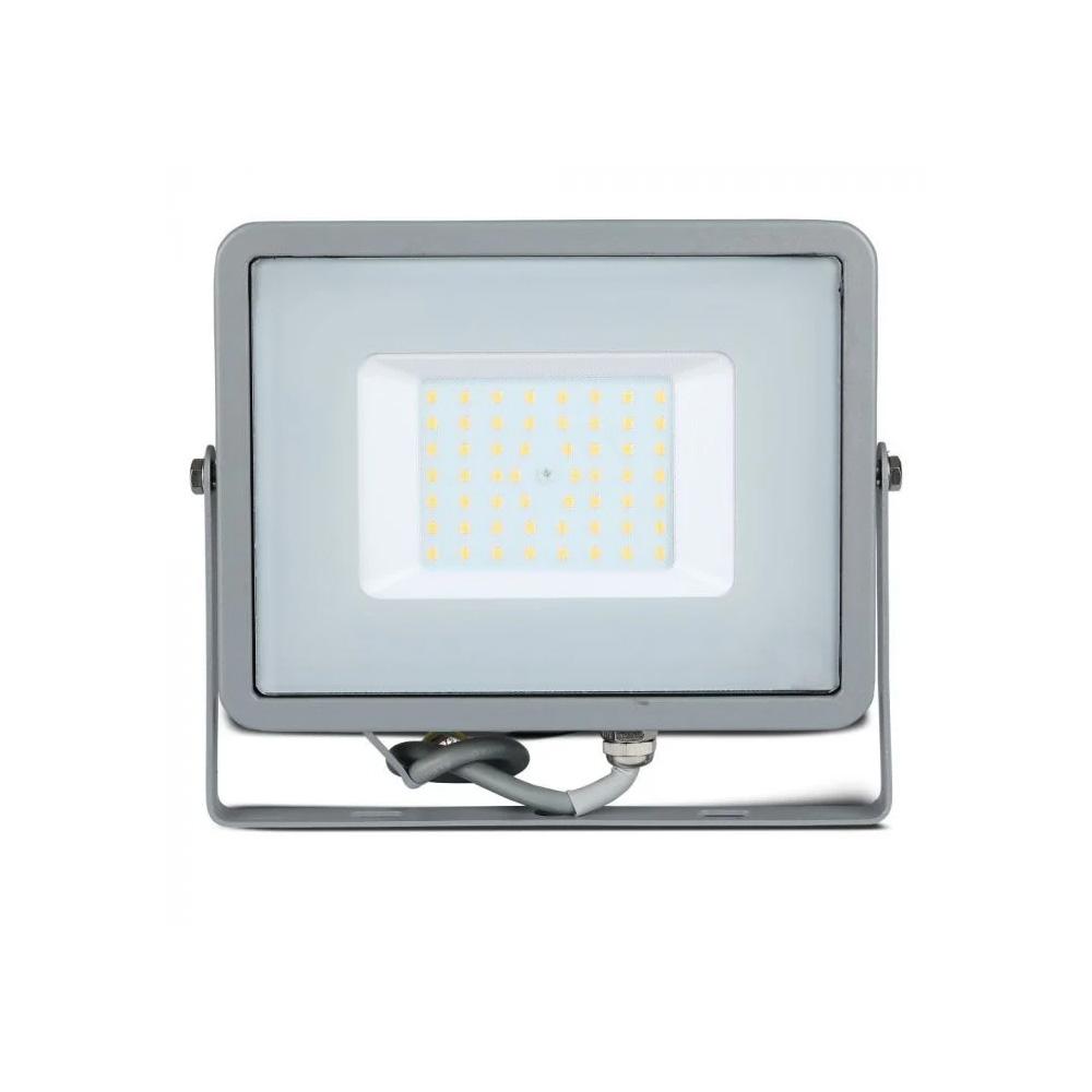 Proiector LED 50W, SMD, Corp Gri, Lumina Rece CIP SAMSUNG