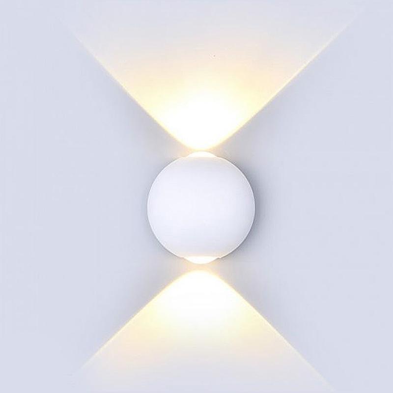 Lampa LED 6W Rotunda, Corp Alb, Lumina Naturala (4000K) IP65