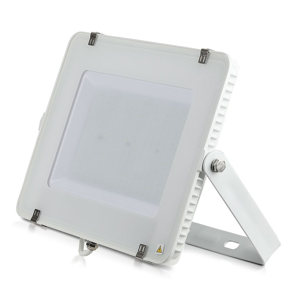 Proiector LED 200W, SMD, Corp Alb, Lumina Rece CIP SAMSUNG