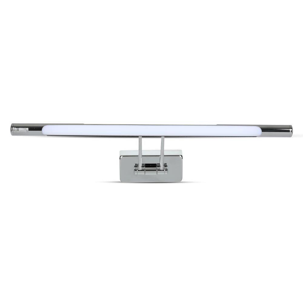 Lampa LED 8W pentru Tablou/Oglinda Cromata, Lumina Naturala