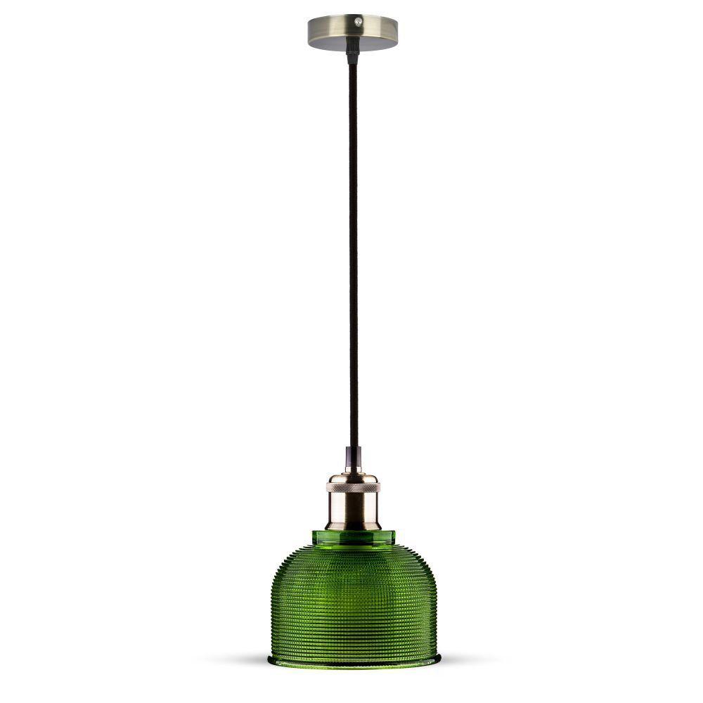 Pendul din Sticla, 1,5m, Verde