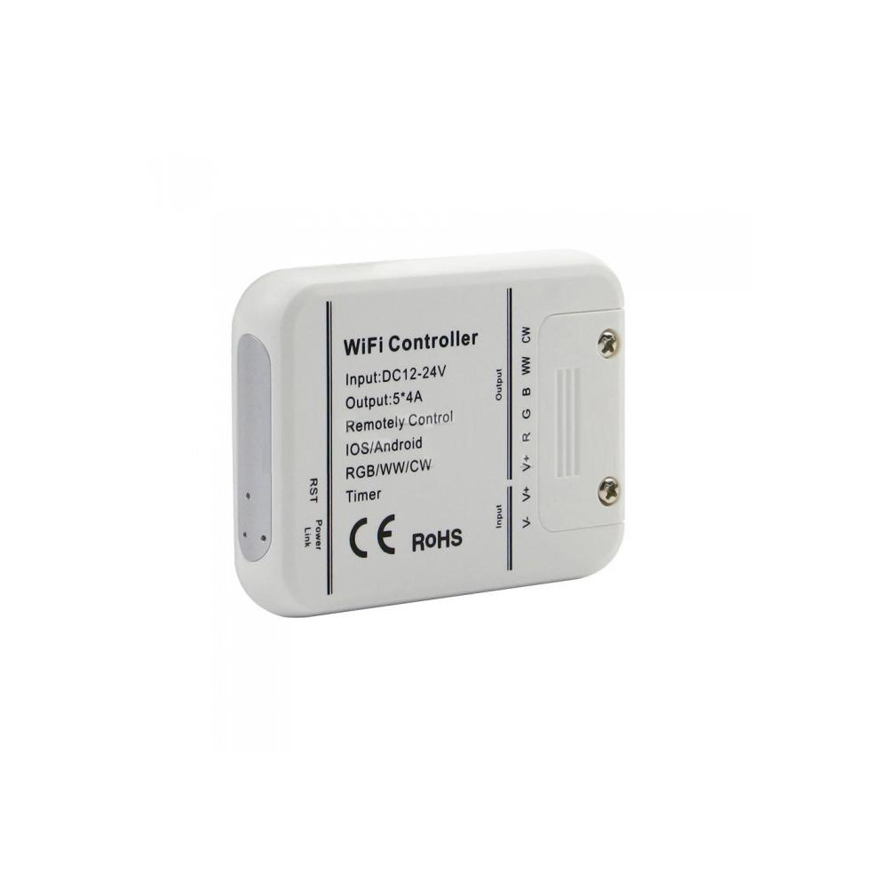 Controler WIFI Compatibil cu Amazon Alexa si Google Home