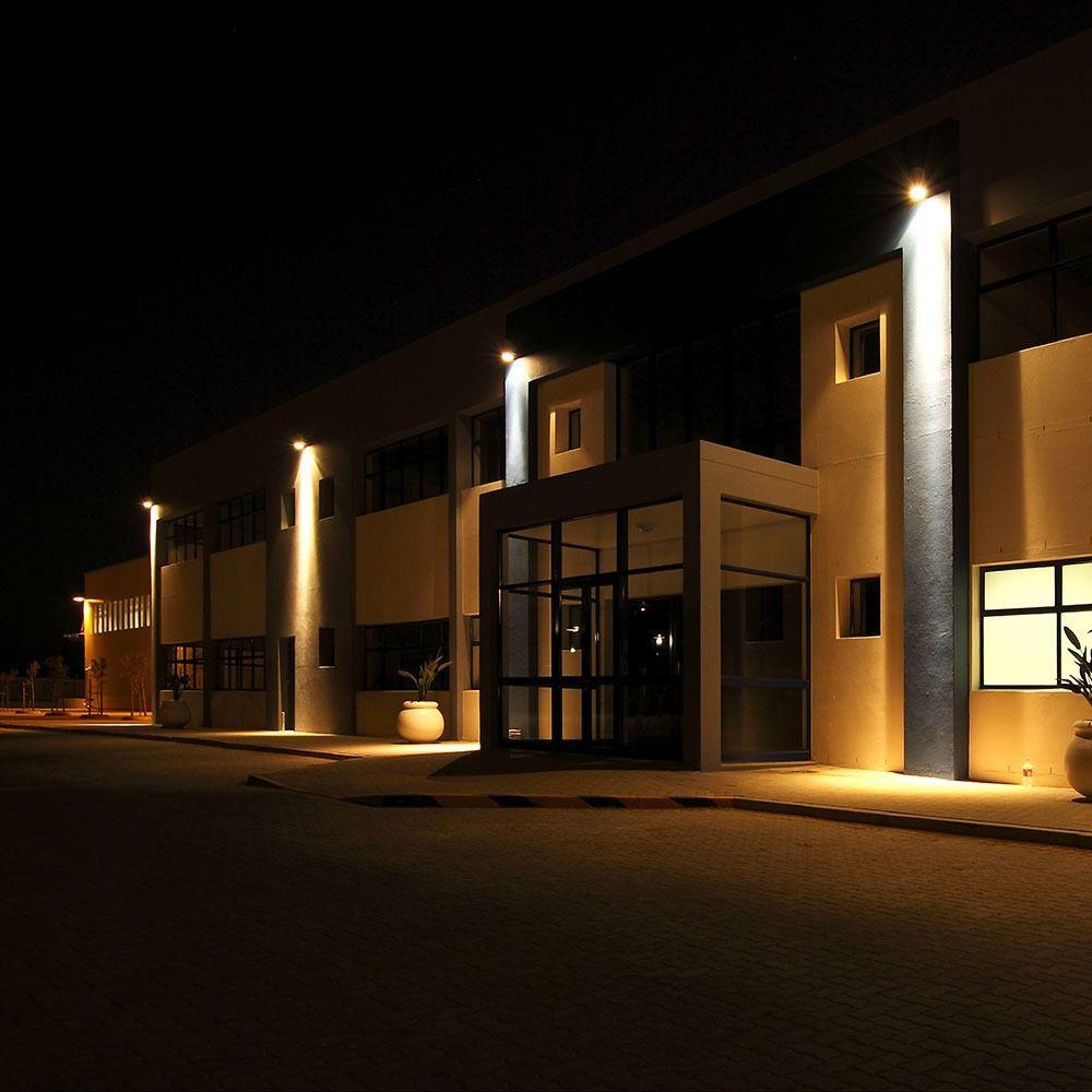 Proiector LED 10W, SMD, Corp Alb, Lumina Natural CIP SAMSUNG