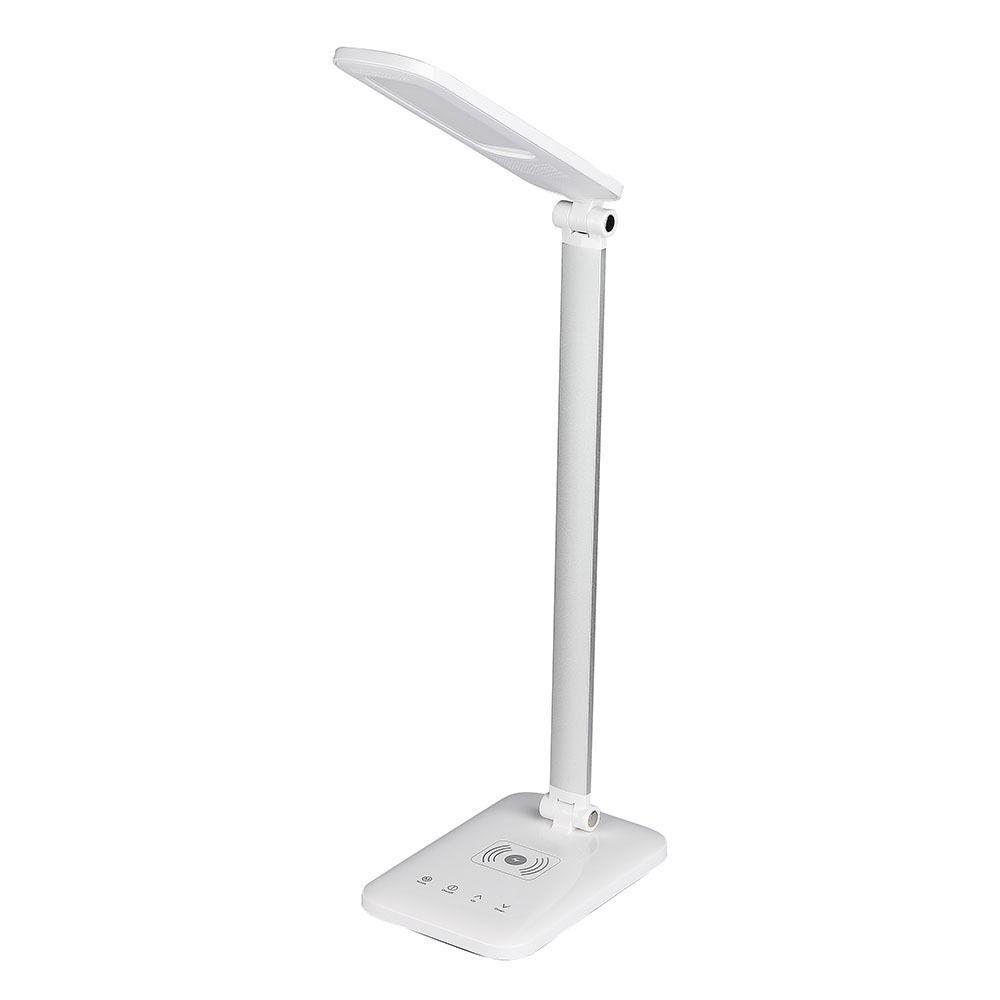 Lampa LED de Birou 16W cu Incarcare Wireless
